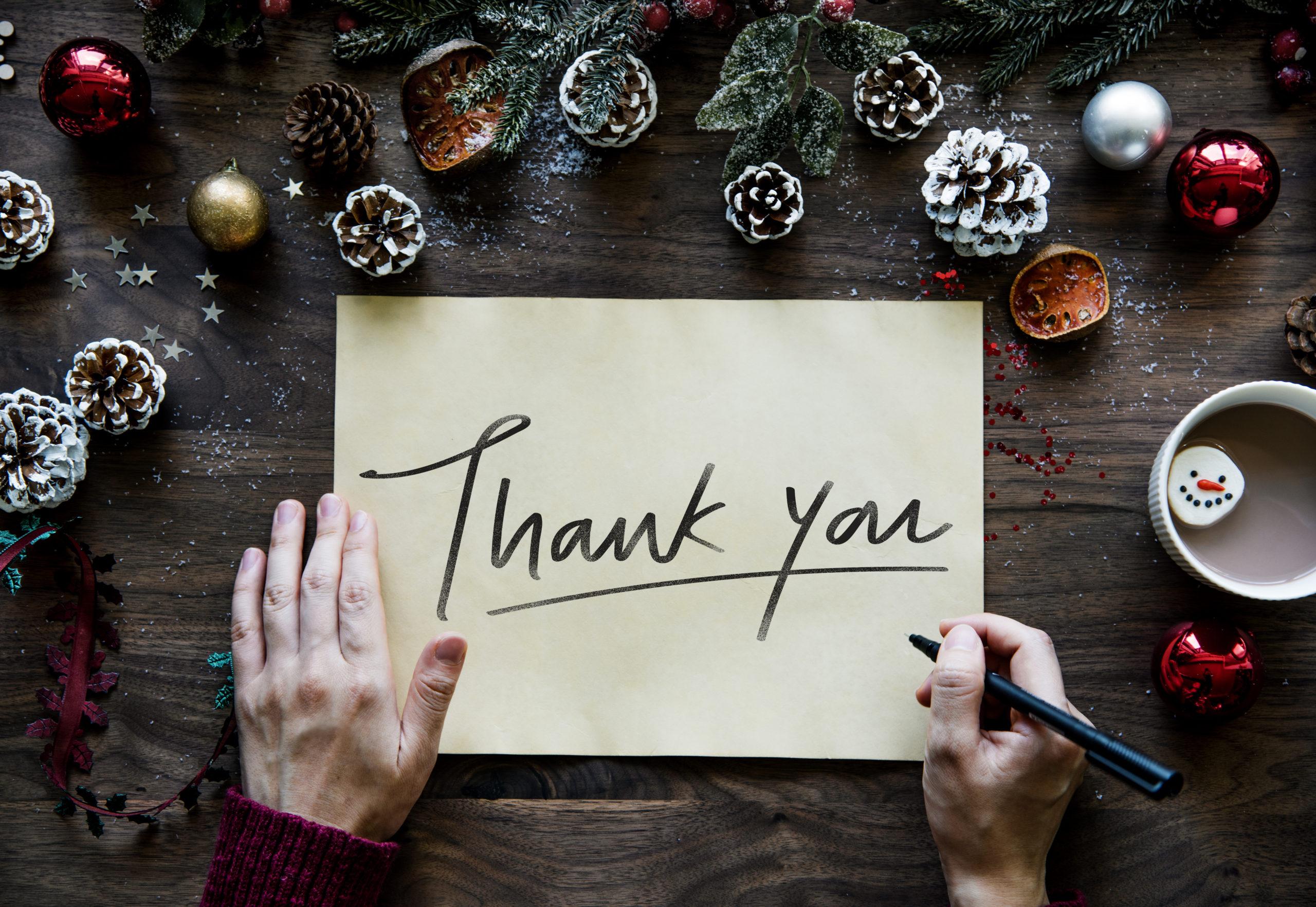 モチベーションを一瞬であげる魔法の言葉は「ありがとう」