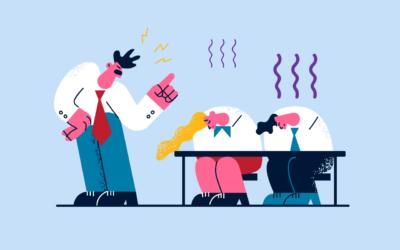 職場の雰囲気が悪いとどうなる?改善する手段とは
