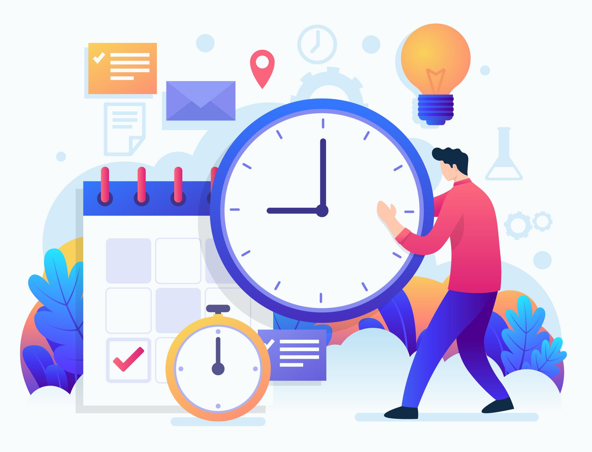 営業における目標管理と行動管理はどのように行う?