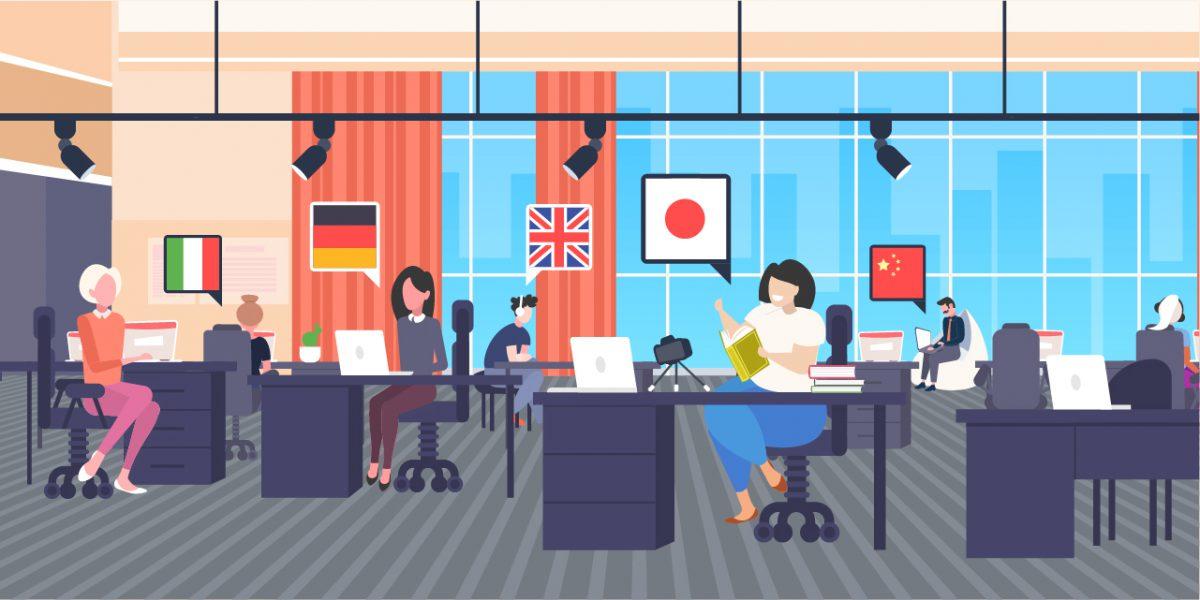 日本人と外国人、お互いにストレスなく働くには