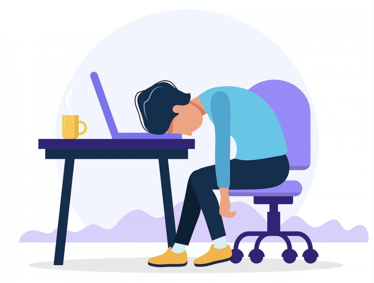 在宅ワークで感じる社員のストレスを軽減するためにできること