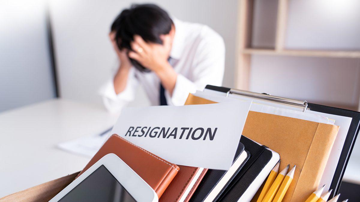 人間関係が理由で会社を辞めたい部下を思いとどめることはできるのか?
