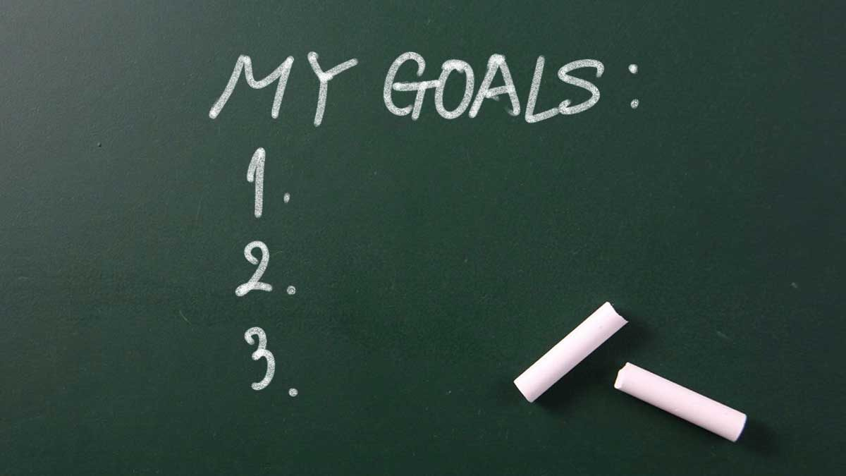Improving the creation of goals